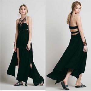 Free People Beautiful Stranger Asymmetrical Dress